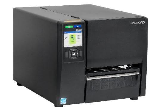 Printronix Auto ID zeigt neuen Thermodrucker T6000e mit RFID Funktion