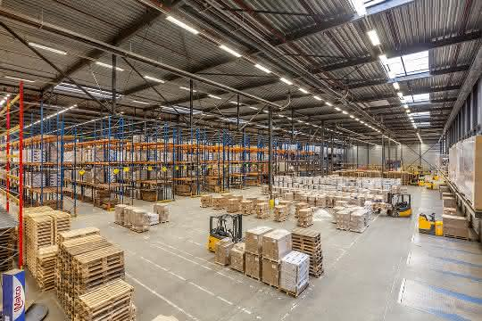 Big Deal: Union Investment erwirbt Logistrial Real Estate von Garbe