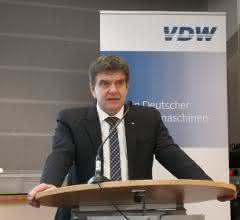 Dr. Heinz-Jürgen Prokop, Vorsitzender des VDW