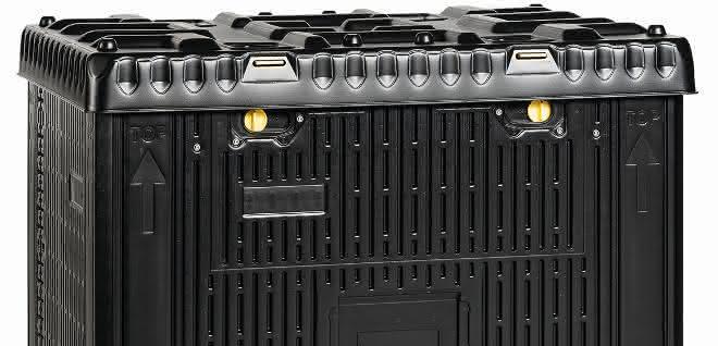 LogiMAT 2020: Söhner Kunststofftechnik: Nachverfolgbare Ladungsträger