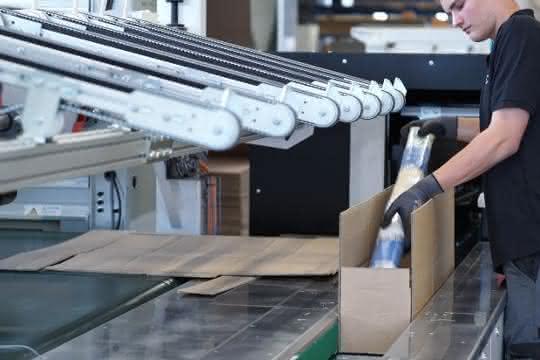 LogiMAT 2020: Packsize: effizient verpacken