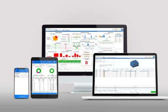 S&P Computersysteme: Beim Arbeiten zuschauen