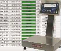 LogiMAT 2020: Rhewa vernetzt Wägetechnik