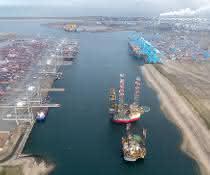 Hafen Rotterdam: 469,4 Millionen Tonnen Umschlag in 2019