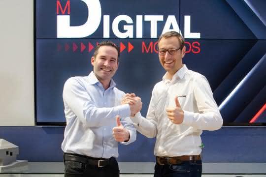 Mario Haidlmair (links) und Stefan Hofmann