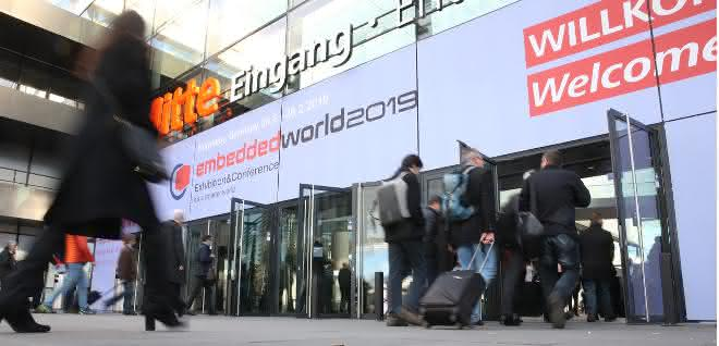 Embedded-Messe 2019