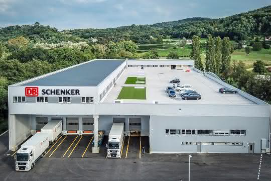DB Schenker-Stabio Warehouse