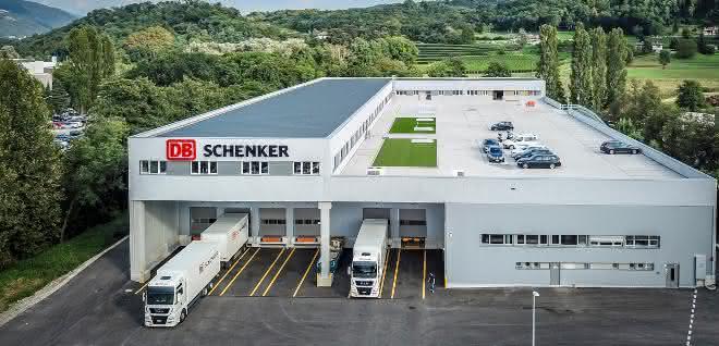 DB Schenker-Stabio Warehouse