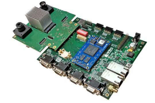"Embedded-Vision-Kit ""C-Vision"""