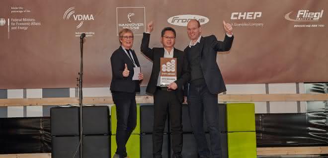 "IFOY-Nominierung: Geek+ zertifiziert als ""Best of Intralogistics 2020"""