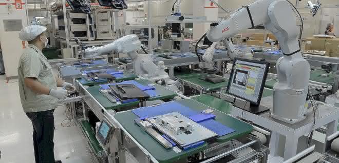 IFR ABB Robotik Trends