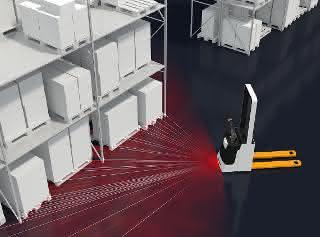 Software Locator: Bosch Rexroth bringt Orientierung für den Roboter