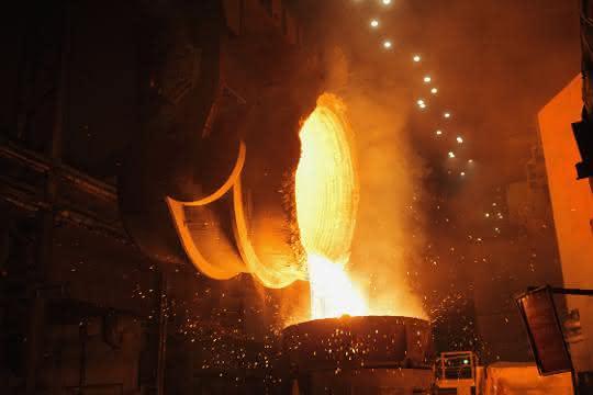 Stahlgießerei