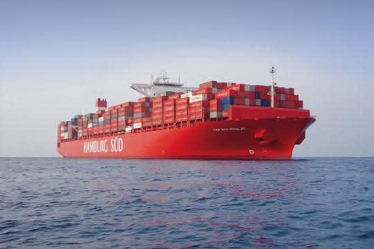 Neue Vertretungen: Hamburg Süd baut Geschäft aus