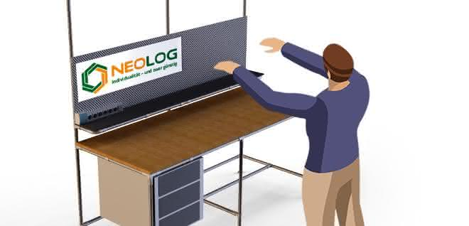 Ergonomie am Arbeitsplatz: NeoLog für Innovationspreis nominiert
