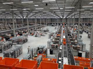 TGW stattet neues Logistikzentrum von Zalando aus
