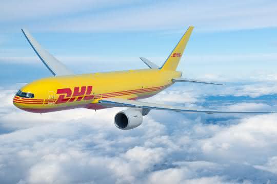 DHL Express erweitert seine Flotte