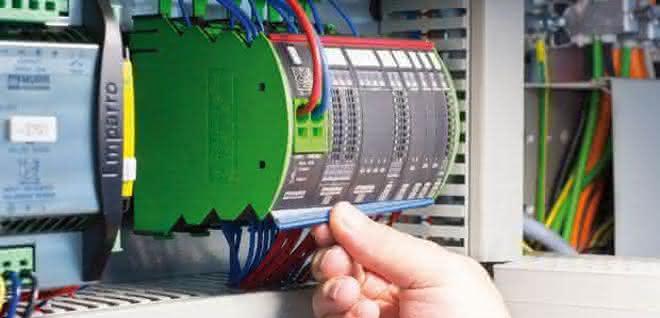 Stromüberwachung