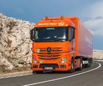 Gebrüder Weiss bieten Stückguttransporte in ganz Russland