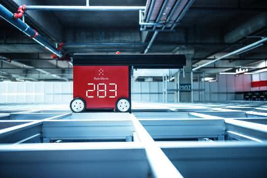 Hörmann Logistiks Vermarktungsgebiet für AutoStore vergrößert