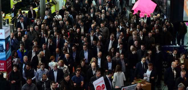 LogiMAT Update: Interroll sagt Messeauftritt ab, weitere Unternehmen canceln