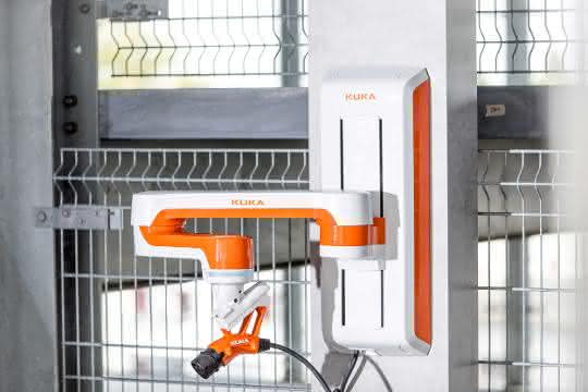 Kuka Ladeassistent carla_connect