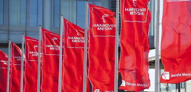 Banner Hannover Messe