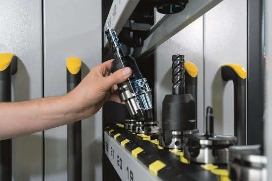 Werkzeugdaten in Produktion