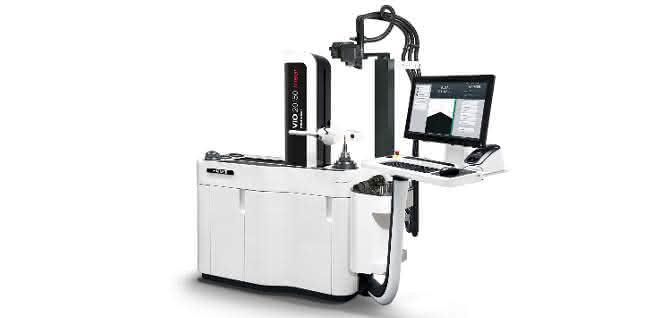 Haimer Microset VIO linear toolshrink