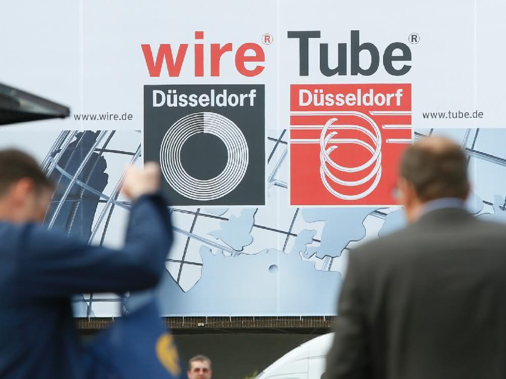 Messedoppel Wire und Tube