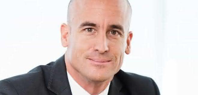 Christian Baur, CEO von Swisslog