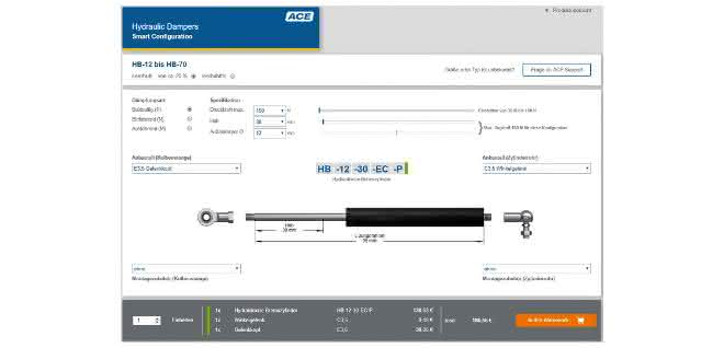 ACE-Online-Konfigurator