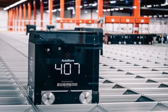 Element Logic erhält europaweite AutoStore-Vertriebsrechte