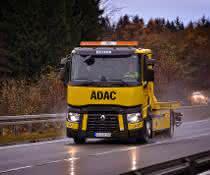 Renault Trucks und ADAC vereinbaren Partnerschaft