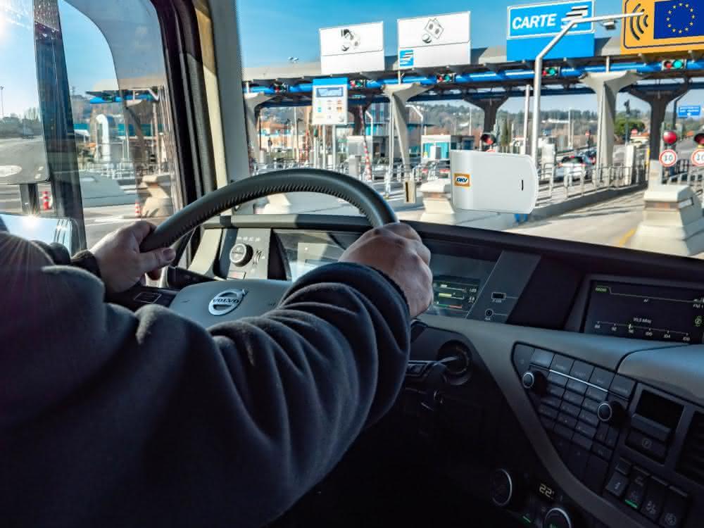 DKV Mautboxen bald auf italienischen Autobahnen akzeptiert