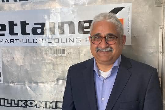 Shailendar Kothari neuer Geschäftsführer der Jettainer Americas Inc.