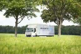Nachhaltige Transportlösungen: Meyer & Meyer setzt auf Elektromobilität und Lang-Lkw
