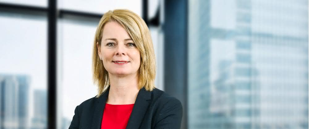 Frederique van Baarle (48) übernimmt die Leitung des Geschäftsbereichs High Performance Materials.