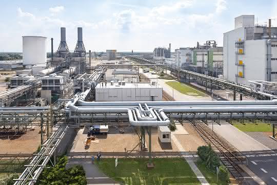 BASF-Produktionsstandort Schwarzheide