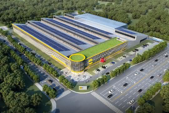Fördertechnikspezialist expandiert: Neue Fabrik für Interroll in Suzhou