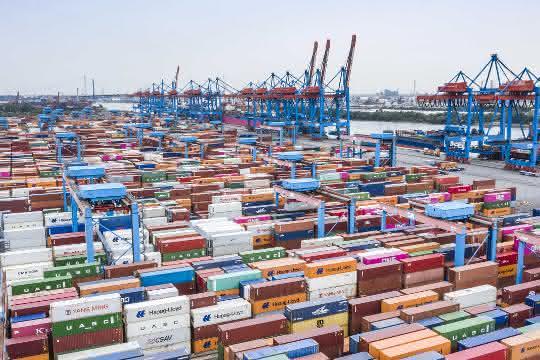 HHLA-Chefin: Stabiler Betrieb im Hafen gewährleistet