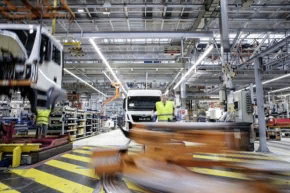 MAN Truck & Bus beantragt Kurzarbeit für seine Werke