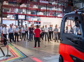 """Linde verschiebt """"World of Material Handling"""" auf 2021"""