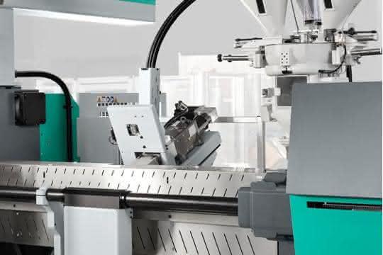 Spritzgießverfahren Faser-Direkt-Compoundieren (FDC)