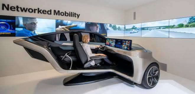 Continental Driving Simulator