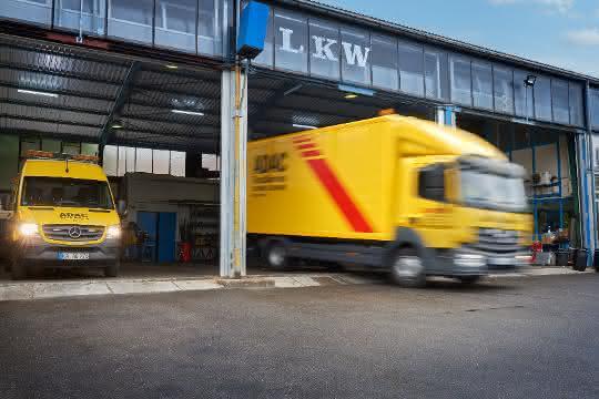 Coronavirus: ADAC Truckservice sichert Einsatzbereitschaft