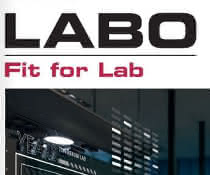 Titelseite der LABO (März-Ausgabe 2020)