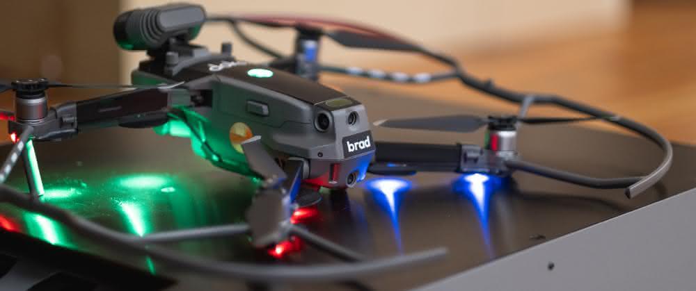 VDMA-AG Industrial Drone Solution in Gründung