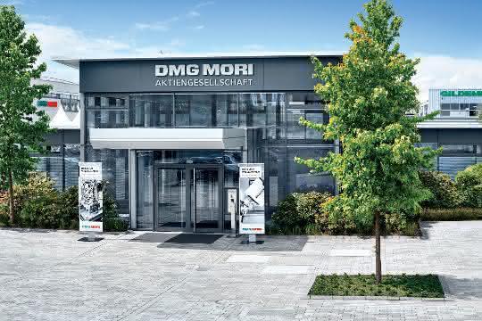 DMG Mori beschließt Betriebsruhe.