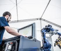 Forschungsprojekt Robonet 4.0: Kollege Roboter wird Handwerker
